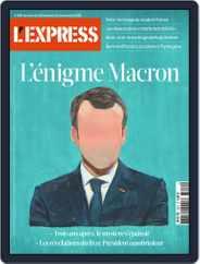 L'express Magazine (Digital) Subscription November 26th, 2020 Issue