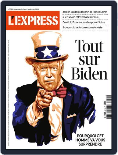 L'express Magazine (Digital) October 15th, 2020 Issue Cover