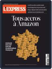 L'express Magazine (Digital) Subscription February 25th, 2021 Issue