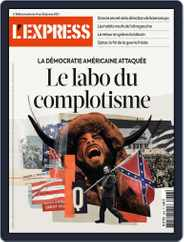 L'express Magazine (Digital) Subscription January 14th, 2021 Issue