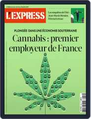 L'express Magazine (Digital) Subscription July 22nd, 2021 Issue