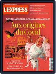 L'express Magazine (Digital) Subscription June 10th, 2021 Issue