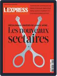 L'express Magazine (Digital) Subscription March 4th, 2021 Issue