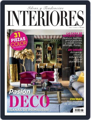 Interiores Magazine (Digital) March 1st, 2021 Issue Cover