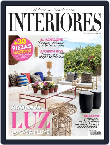 Interiores Magazine (Digital) May 1st, 2021 Issue Cover