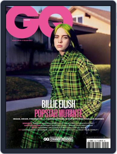 Gq France Magazine (Digital) September 1st, 2020 Issue Cover