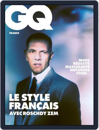 Gq France Magazine (Digital) February 1st, 2021 Issue Cover