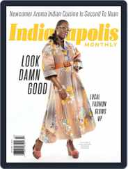 Indianapolis Monthly Magazine (Digital) Subscription July 1st, 2021 Issue