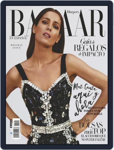 Harper's Bazaar México Magazine (Digital) December 1st, 2020 Issue Cover