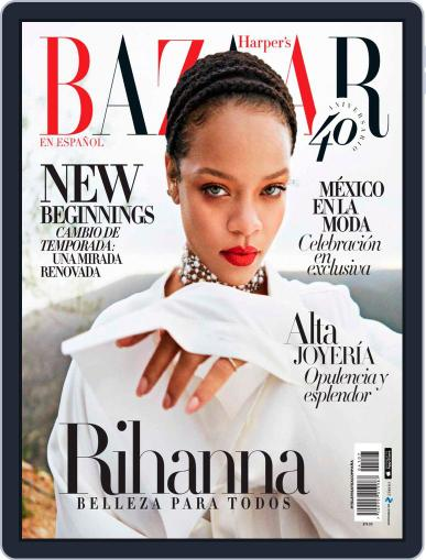 Harper's Bazaar México Magazine (Digital) September 1st, 2020 Issue Cover