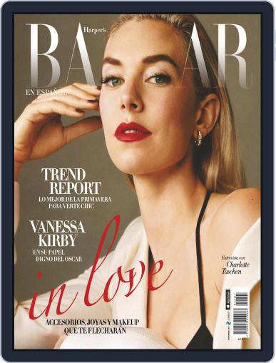 Harper's Bazaar México Magazine (Digital) February 1st, 2021 Issue Cover