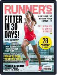 Runner's World UK Magazine (Digital) Subscription November 1st, 2020 Issue