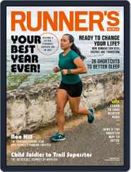Runner's World UK Magazine (Digital) Subscription February 1st, 2021 Issue