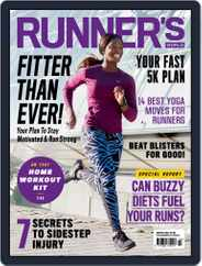 Runner's World UK Magazine (Digital) Subscription March 1st, 2021 Issue