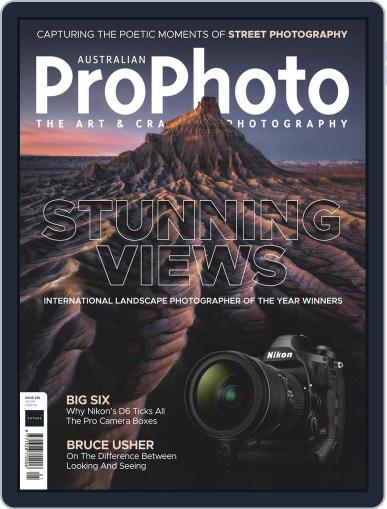 Pro Photo Magazine (Digital) January 18th, 2021 Issue Cover
