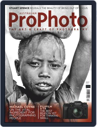 Pro Photo Magazine (Digital) March 8th, 2021 Issue Cover