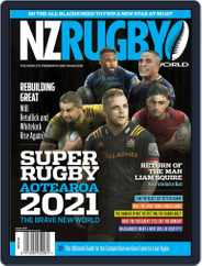 NZ Rugby World Magazine (Digital) Subscription March 1st, 2021 Issue