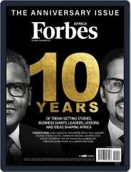 Forbes Africa Magazine (Digital) Subscription October 1st, 2021 Issue