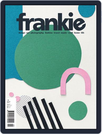 Frankie Magazine (Digital) September 1st, 2020 Issue Cover