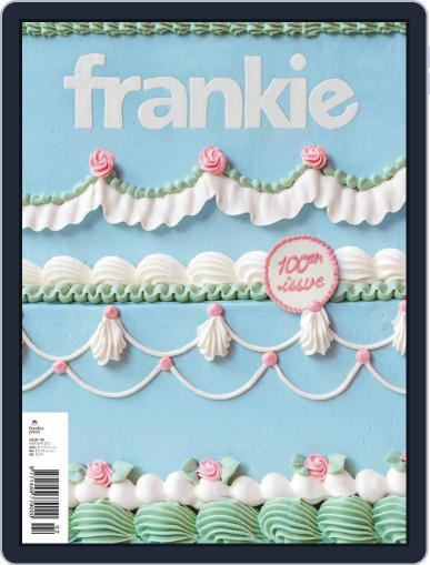 Frankie Magazine (Digital) March 1st, 2021 Issue Cover
