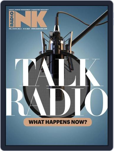 Radio Ink Magazine (Digital) April 5th, 2021 Issue Cover