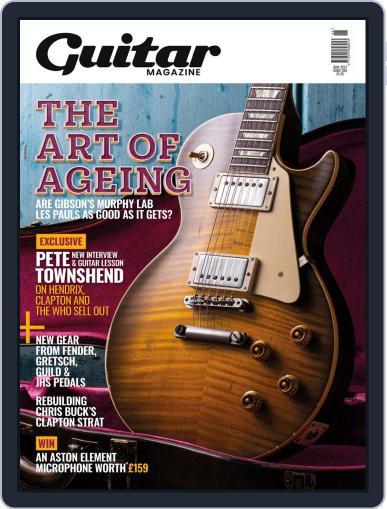 Guitar Magazine (Digital) June 1st, 2021 Issue Cover