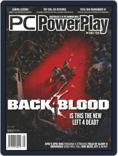 PC Powerplay Magazine (Digital) April 1st, 2021 Issue Cover