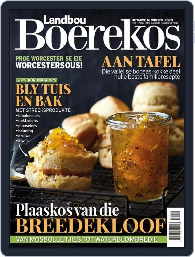 Landbou Boerekos May 25th, 2020 Digital Back Issue Cover