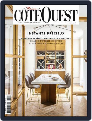 Côté Ouest Magazine (Digital) December 1st, 2020 Issue Cover