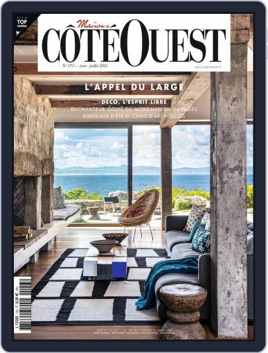 Côté Ouest Magazine (Digital) June 1st, 2021 Issue Cover