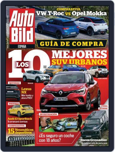 Auto Bild España Magazine (Digital) July 1st, 2021 Issue Cover
