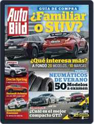 Auto Bild España Magazine (Digital) Subscription May 1st, 2021 Issue