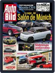 Auto Bild España Magazine (Digital) Subscription October 1st, 2021 Issue