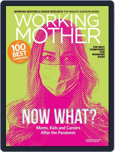 Working Mother Magazine (Digital) October 1st, 2020 Issue Cover