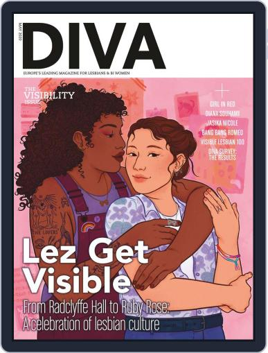 DIVA Magazine (Digital) May 1st, 2020 Issue Cover