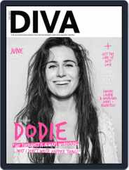 DIVA Magazine (Digital) Subscription June 1st, 2021 Issue