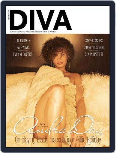 DIVA Magazine (Digital) March 1st, 2021 Issue Cover