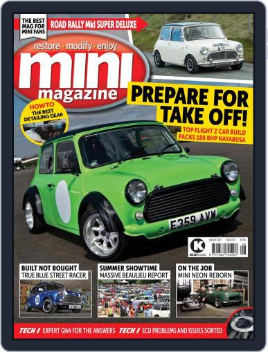 Mini Magazine (Digital) August 1st, 2021 Issue Cover