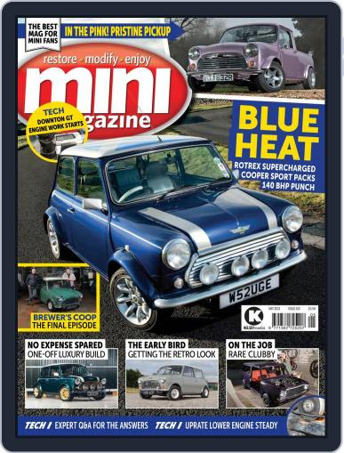 Mini Magazine (Digital) May 1st, 2021 Issue Cover