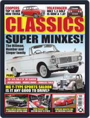 Classics Monthly Magazine (Digital) Subscription October 1st, 2020 Issue