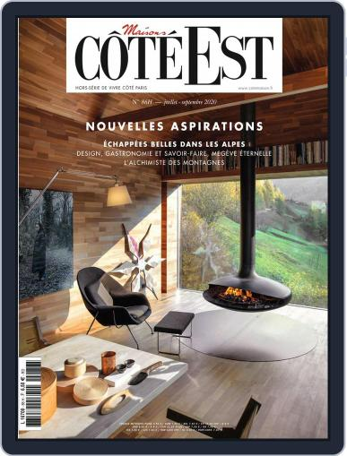 Côté Est Magazine (Digital) July 1st, 2020 Issue Cover
