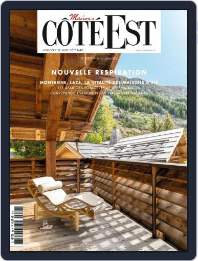 Côté Est Magazine (Digital) June 1st, 2021 Issue Cover