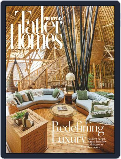 Tatler Homes Philippines Magazine (Digital) November 9th, 2020 Issue Cover