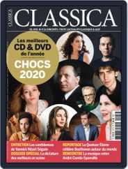 Classica Magazine (Digital) Subscription November 1st, 2020 Issue