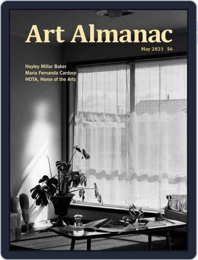 Art Almanac Magazine (Digital) May 1st, 2021 Issue Cover
