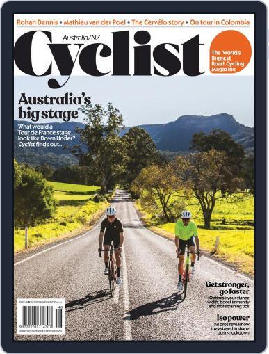 Cyclist Australia Magazine (Digital) September 1st, 2020 Issue Cover