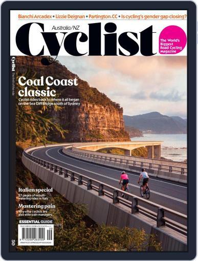 Cyclist Australia