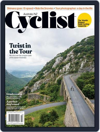 Cyclist Australia Magazine (Digital) October 1st, 2021 Issue Cover