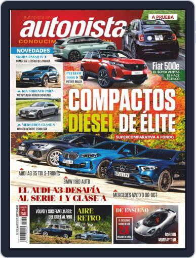 Autopista Magazine (Digital) September 15th, 2020 Issue Cover