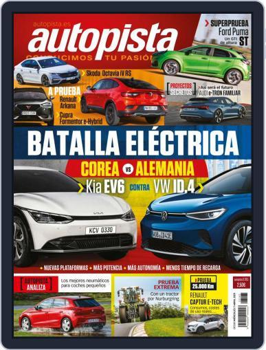 Autopista Magazine (Digital) April 7th, 2021 Issue Cover
